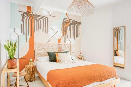 Descubra o mais recente alojamento da marca Selina em Portugal, inspirado no design das casas da Califórnia. No Selina Boavista Ericeira, noite para 2 pessoas desde 58,90€.