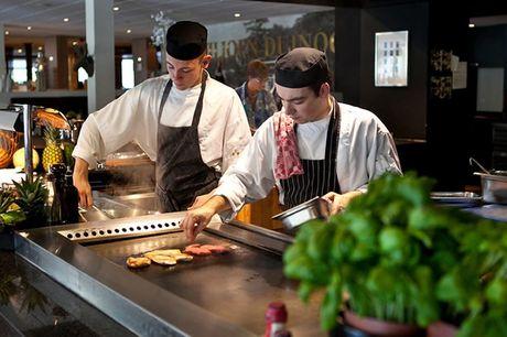 Fletcher 3-gangendiner voor 2 Sluit de dag af met een gezellig etentje voor twee bij 1 van de ruim 100 restaurants van Fletcher Hotels én geniet van een 3-gangen Fletcher's Keuzemenu. Wie neem jij mee?