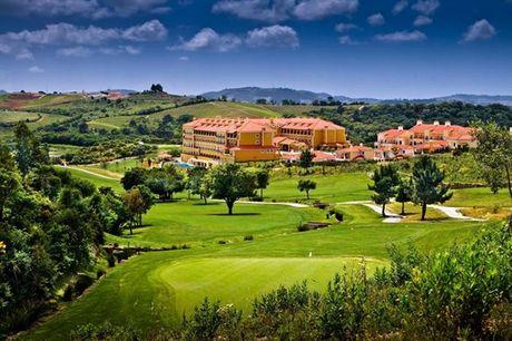 Venha passar uma noite a um luxuoso resort de cinco estrelas situado entre vinhedos antigos onde outros tempos a realeza fazia as suas caçadas. No Dolce CampoReal Lisboa, noite para 2 pessoas com pequeno almoço desde 95,9€
