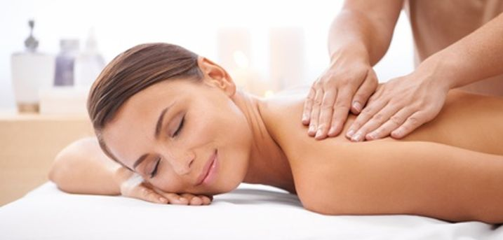 Full-Body Massage with Optional Facial at Bee Beautiful