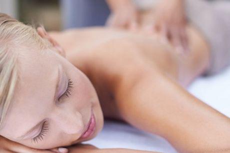 1 of 3 massages naar keuze bij Berkana