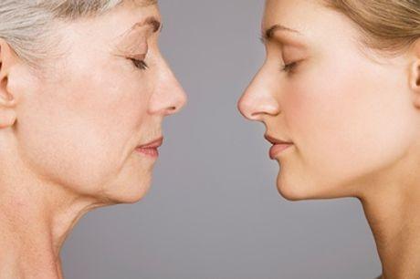 Revitaliserende enzymatische detox-verzorging, met optionele sessie Chromotherapie vanaf € 29 bij Anti-Aging Center