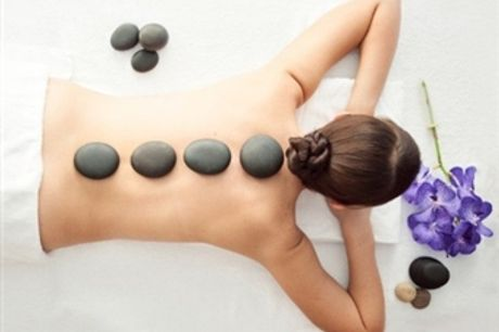 Massagem Geotermal com Essências + Ritual de Chá para 1 ou 2 Pessoas no Celtik Spa em Sintra desde 19€.