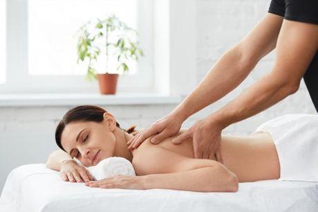 E quem não adora uma boa massagem de relaxamento? Experimente esta a partir de apenas 13,90€.
