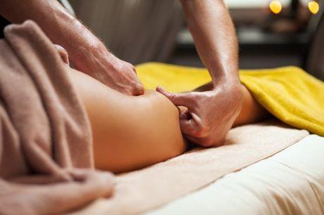 Drenante, modeladora ou anticelulite, pode escolher a massagem mais indicada para si de acordo com o seu caso e objetivos, a partir de 13,90€.