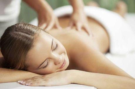 Deep Tissue Massage (1u30) voor 1 persoon bij Villa Lobos voor 49,99 € te Brussel