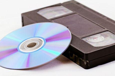 Zet je oude videobanden, VHS, VHS-C, Hi 8, Digital 8, Video 8 óf Mini DV om naar DVD bij Foto Mignon in de Van Woustraat