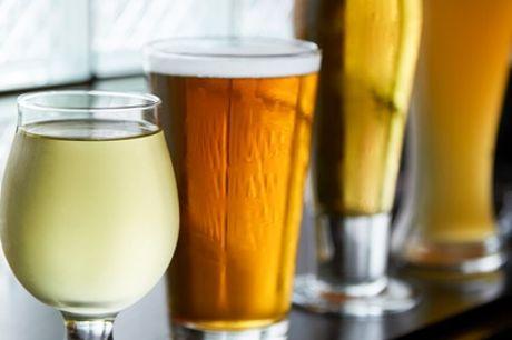 Warmoesstraat: bar bites + drankje naar keuze bij Ancho in hartje Amsterdam