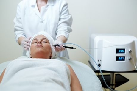 One, Three of Five Sessions of Microdermabrasion at Beauty Heaven