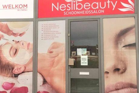 Bio-energie detox voetenbad, naar keuze met voet- en onderbeenmassage bij Nesli Beauty Utrecht
