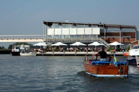 Eten aan de IJssel: 5-gangenmenu van de chef bij Rivers Marnemoende in IJsselstein