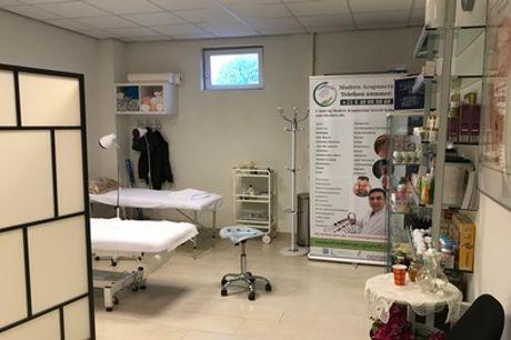 Acupunctuur- of cupping-behandeling bij Modern Acupunctuur in Utrecht