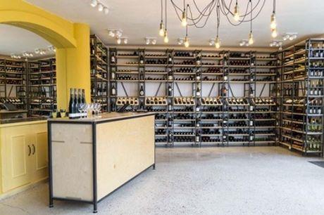 Wijnproeverij van 2 uur inclusief hapjes bij Henry || in Scheveningen