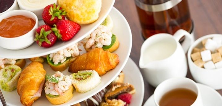 Afternoon Tea with Optional Prosecco for Two or Four at The Black Horse