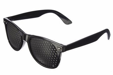 Zichtverbeterende rasterbril Verbeter je zicht! Effectief hulpmiddel die kan helpen om de ogen te verbeteren. De bril verbetert kleurwaarneming, contrast en diepte. Ook geschikt bij veelvoudig beeldschermwerk.