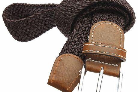 Gevlochten riem De riemen blinken uit in eenvoudige schoonheid. Gemaakt van gevlochten touw. Hebben een fraaie uitstraling. Zijn volledig doorgeverfd. Verkrijgbaar in 5 kleuren