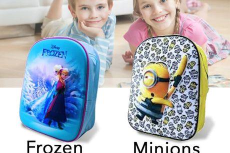 Frozen of Minions rugzakje - Het perfecte cadeau voor peuters en kleuters