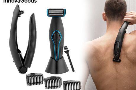 Lichaamstrimmer voor mannen - Voor nat en droog scheren