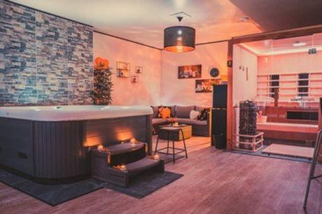 2 of 4 uur privé-sauna voor twee personen bij Relax Center Zeist