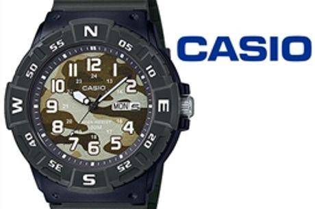 Relógio Casio® MRW-220HCM-3BVEF por 36.30€ PORTES INCLUÍDOS
