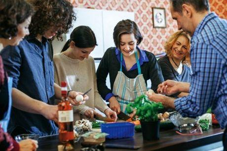 Iraanse kookworkshop bij Parisas Persian Kitchen - leer een viergangendiner maken in 5 steden, o.a. in A'dam en R'dam