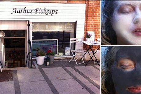 Super LUKSUS ansigtsbehandling - Køb den her! - Få 75 min. enestående luksus ansigtsbehandling hos Århus Fiskespa, værdi kr. 1100,-