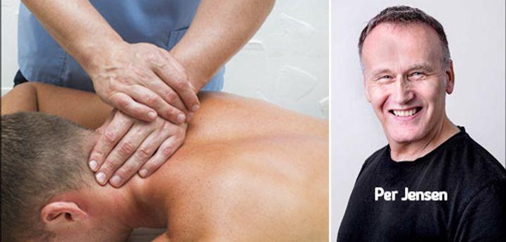 Grundig sports- og dybdemassage! - Få en effektiv 60 min. dybdegående skades- & sportsmassage hos Slowmotion, værdi kr. 515,-