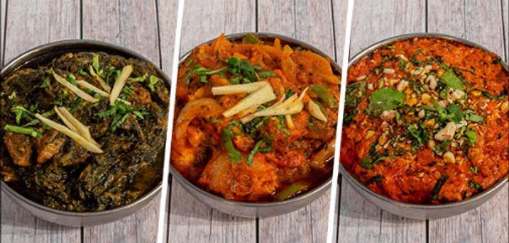 Lækker indisk takeaway på Østerbro - Prøv Maharaja Østerbros lækre takeaway til en super pris med denne deal. Skøn SÆSONMENU med 1 hovedret, ris, naanbrød og dessert, værdi kr. 228,-