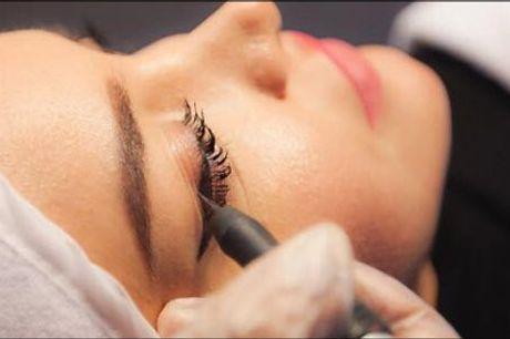 Eyeliner og eyebrow! - Permanent make-up hos Hair & Care, vælg ml. flere tilbud, værdi op til kr. 3000,-