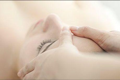 Unik og effektiv behandlingsteknik mod uren hud og rynker! - 60 min. kosmetisk ansigtsbeh. med akupressurmassage kombineret med akupunktur hos Medical Acupuncture, værdi kr. 999,-