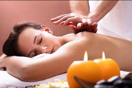 Vi fjerner alle dine smerter og genopbygger din krops balance! - 30 min Akupressur massage + 30 min Zoneterapi hos Central Klinik, værdi kr. 600,-