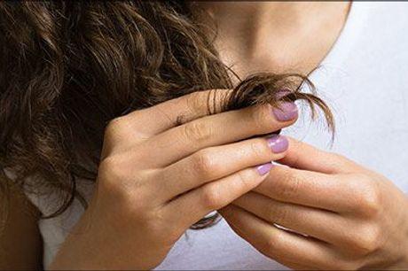 Få genopbygget skadet og slidt hår hos Frisør Kløve! - Olaplex behandling værdi kr. 500,-