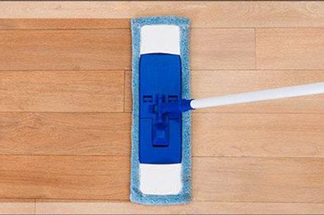 Rengøring i DIT hjem! - Rengøring, vælg ml. flere timeantal, fra Skyclean.dk, værdi op til kr. 16752,-