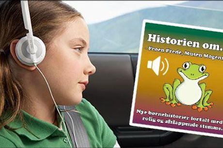 Skab mere ro og nærvær med Stig Sebergs anerkendte mindfulness børnefortællinger..  - Download til Historien Om...2, en mindfulness lydbog med afslappende børnehistorier, normalpris kr. 135,-