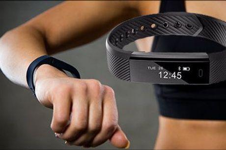 Jeg har den allerede - skal du ikke også have en? - Fitness tracker armbånd fra House of Hansen, værdi kr. 599,-