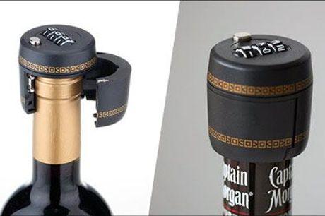 Ha' din yndlings vin i fred! - Vinlås, vælg ml. 1-3 stk., forhandlet fra House of Hansen, normalpris op til kr. 747,-