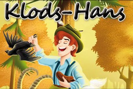 Lad dine børn lytte til en fantastisk historie fortalt af CD-afspilleren! - Lydbogen Klods-Hans (CD) fra Easylearn, værdi kr. 290,-
