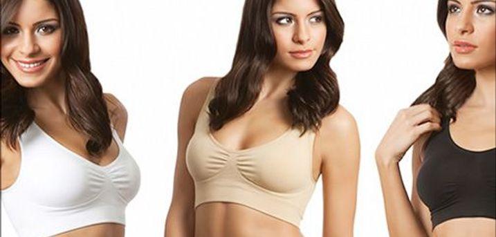 Kendt fra tv og elsket af kvinder verden over - 5 stk. AHH BRA - 5 AHH BRAs, vælg mellem 2 forskellige pakker, inkl. fragt, værdi kr. 499