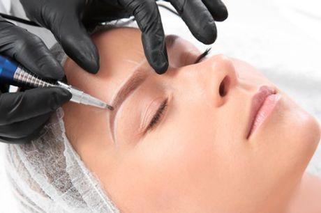 Microblading für beide Augenbrauen, opt. Nachbehandlung, im La Belle Beauty Studio Berlin (bis zu 63% sparen*)