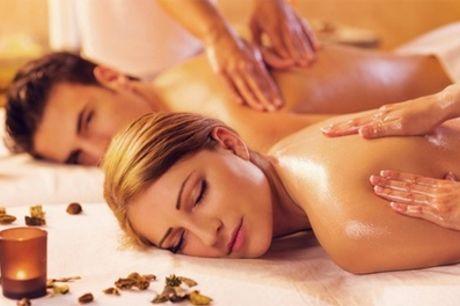 60 oder 90 Minuten Wohlfühl-Paar-Massage inkl. Tee bei TraMy Beauty (bis zu 59% sparen*)