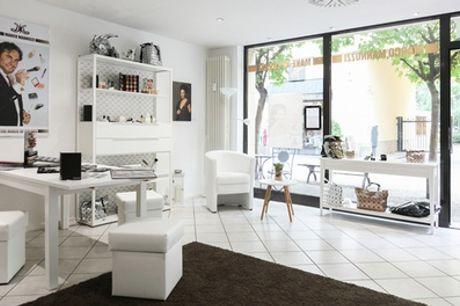 2 Std. Make-up-Seminar für 1-2 Personen beim Starvisagist MARCO MANNOZZI MAKEUP im Nikolaiviertel (bis zu 83% sparen*)