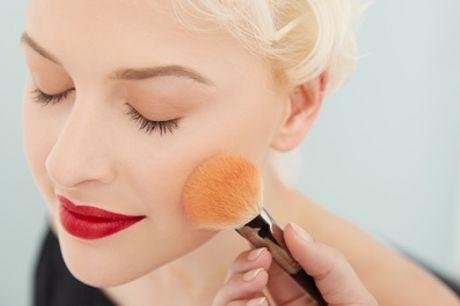 Make-up-Kurs und zusätzlich 90 Min. Einzelberatung für 1 oder 2 Personen bei Channoine Cosmetic (bis zu 45% sparen*)