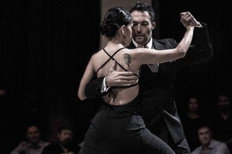 60 Min. Tango-Unterricht für 1 oder 2 Personen bei Griselda Nicolas Tango Argentino (bis zu 70% sparen*)