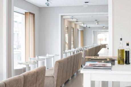 Italienisches Frühstück inkl. Getränk für 2 bis 6 Personen im Cappuccino Grand Café in Mitte (34% sparen*)