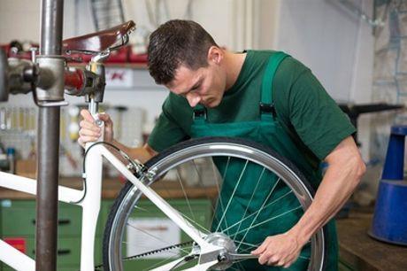 Umfassende Fahrrad-Inspektion für 1 oder 2 Räder bei Grimm Bike in Prenzlauer Berg (bis zu 66% sparen*)