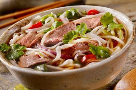 Vietnemesisches 3-Gänge-Menü für 2 oder 4 Personen im Thanh Restaurant (36% sparen*)