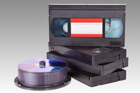 Digitalisierung von 3 bis 18 Videokassetten mit jeweils bis zu 240 Min. bei Fotostudio Photo-Max (bis zu 91% sparen*)
