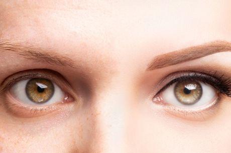 Microblading für die Augenbrauen mit Nachbehandlung nach 4 Wochen bei ThreeSisters Kosmetik (bis zu 52% sparen*)