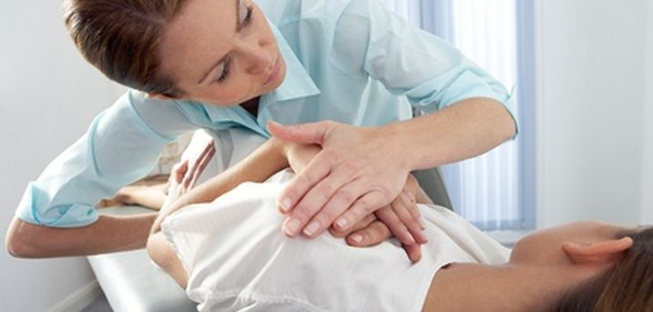 Chiropractic Consultation with Report of findings and Treatment at Balmoral Spine Clinic