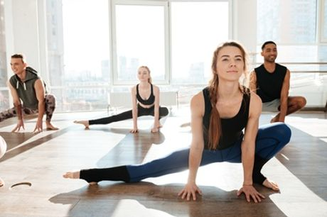 One or Three Pilates Lessons or a Six-Week Course for One or Two at Sibbs Pilates And Training Studio